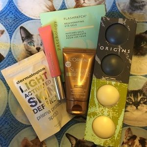 NWT, Self-care beauty bundle